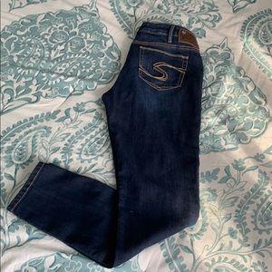Silver Jeans Co. Women's Suki Jegging (W31/L31)
